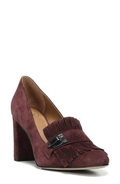 SARTO by Franco Sarto 'Ainsley' Loafer Pump (Women)