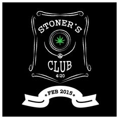 Stoners club 4:20. #feb15 #goodfriends