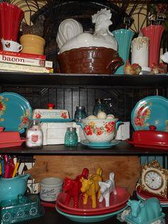 fiesta longaberger and pioneer woman - Pioneer Woman Kitchen