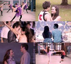 dance academy Sammy and Abi