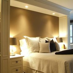 Spaces Storage Headboard Design, Pictures, Remodel, Decor and Ideas - page 5