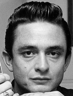 Johnny Cash. I keep a close watch on this heart of mine.