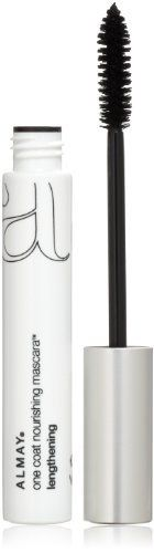 Almay One Coat Nourishing Mascara, Lengthening, Black 441, 0.27-Ounce (Pack of 2) ** Read more at the image link.