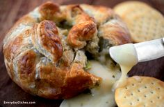 ... brie bowl food entertaining see more 3 baked brie bowl mccormick com