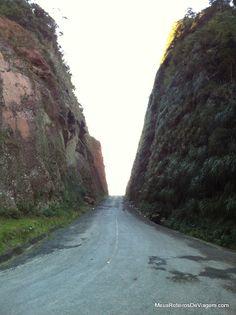 Serra do Corvo Branco - Urubici/SC, Brasil