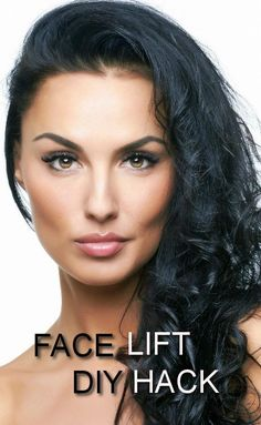 Do It Yourself Lifting and Firming that rivals a lower face lift surgery - without the huge expense, or the pain and downtime. #lowerfacelift
