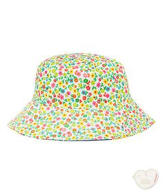 Little Bird by Jools Ditsy Floral Sun Hat