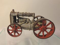 FORDSON CAST IRON TRACTOR ARCADE 1920'S #X5029 #Fordson