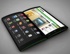 Los teléfonos cada vez con mas aplicaciones y nuevas formas de uso ¿Te gusta? #DescubreElFuturo #RepDom