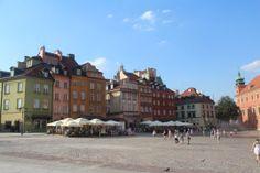 Mercado de la Ciudad Vieja (Rynek Starego Miasta) #Varsovia. Entra a Deregrino.com para mas sobre nuestros relatdos desde Varsovia. #Polonia