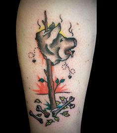 Lord of the Flies tattoo