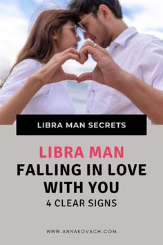 There are many signs of a Libra man when he's in love. However, there are only 4 that are really obvious and easy to see. If you notice any of them, you know you've got him! Keep reading to find out the signs a Libra man is falling in love with you. Stay on top of this! Libra Man In Love, Love Astrology, Happy Relationships, Make Happy, Your Man, Got Him, Pay Attention, Falling In Love, Knowing You