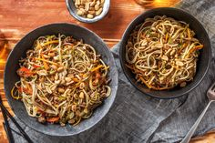 Deel me op Pinterest Cookbook Recipes, Meat Recipes, Pasta Recipes, Kiss The Cook, Fabulous Foods, Japchae, Foodies, Food And Drink, Low Carb