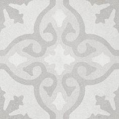 Encaustic Look Marrakech Anna Matte Porcelain Tile Fireplace Redo, Encaustic Tile, Style Tile, Indoor Outdoor Living, Decorative Tile, Country Of Origin, Porcelain Tile, Wall Tiles, Cement