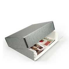 Archival Storage Box 9
