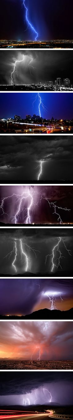 Thunder and Lightning by Mike Olbinski.They look amazing.Please check out my website thanks. www.photopix.co.nz