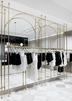 Alice McCALL Emporium Melbourne Store by Studio Wonder | Yellowtrace