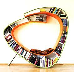 Fancy - Bookworm by Atelier 010