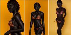 Beautiful Sudanese Model