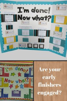The Early Finisher Board provides engaging, curriculum-related tasks for… Year 1 Classroom, Ks2 Classroom, Classroom Activities, Primary Classroom Displays, Classroom Ideas, Primary Teaching, Teaching Tools, Teaching Resources, Teaching Ideas