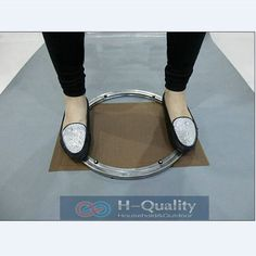 Solid Stainless Steel Lazy Susan Turntable Swivel Plate Kitchen Furniture  Outside Dia 350 MM Heavy Load Smooth Quite