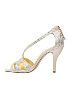 Step into our women's strappy sandals sale for some footwear treats Nine West, Bones, High Heels, Heeled Sandals, Womens Fashion, High Heels Sandals, High Sandals, High Heeled Footwear, High Heel