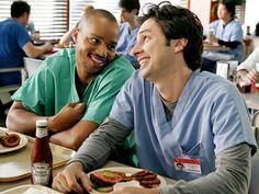 scrubs | Scrubs et les délires de JD. A regarder quand le moral est bas ...
