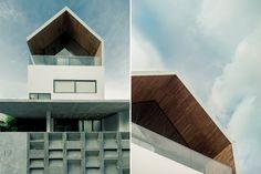 Materium: Ledge House
