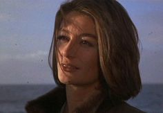 Anouk Aimee in A Man and a Woman