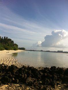 Villingili Beach View