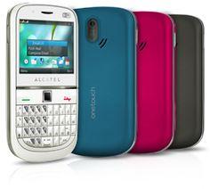 my alcatel phone :D