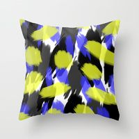 Throw Pillow featuring Victoria by Gonpart