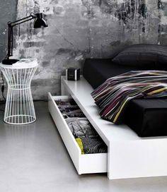 Black, white, grey