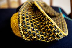 Ravelry: Project Gallery for brick road cowl pattern by Madelinetosh