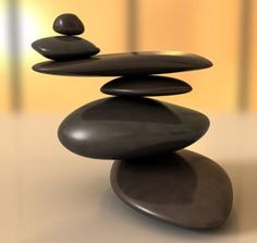 Zen rock out Stone Balancing, Hormone Balancing, Art Et Nature, Balanced Rock, Balanced Life, Art Pierre, Rock Sculpture, Stone Sculptures, Abstract Sculpture