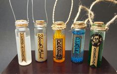 Harry potter xmas 2015 poisons and potions part 2