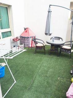 Al Samar – Greens Size: 1050 sqft 1 Bedroom + Courtyard Ground Floor Vacant on…