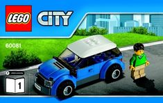 City - Pickup Tow Truck [Lego 60081]