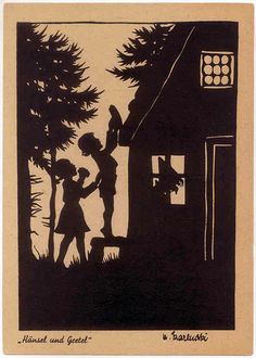 Hänsel und Gretel by wackystuff, via Flickr
