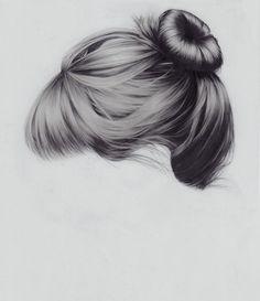 Brittany Schall 'Hair Studies'