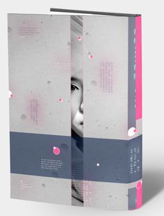 Book design - The back by Chén Fan, via Behance