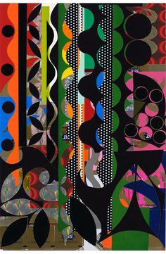 Art | Beatriz Milhazes takes Rio to Hong Kong « Pedro Silmon The Blog