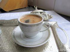 Mijn mixed kitchen: Türk kahvesi (Turkse koffie)