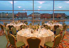 ¡Acumula puntos de Marriott Rewards mientras llevas a cabo una fiesta con la mejor vista! Copenhagen Marriott Hotel
