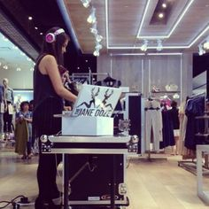 Nickles Valk Chuah Jane Doze have just hit the decks at for our fashion & music event hosted by Stop by & say hi! Fashion Music, Personal Shopping, Event Management, Say Hi, Decks, Asos, Topshop, Front Porches, Deck