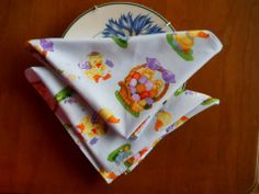 Easter Table Napkins
