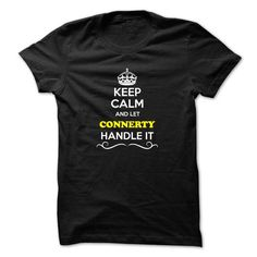 awesome It's an CONNERTY thing, you wouldn't understand CHEAP T-SHIRTS Check more at http://onlineshopforshirts.com/its-an-connerty-thing-you-wouldnt-understand-cheap-t-shirts.html