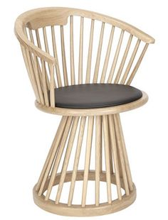 Fan Sessel / mit niedriger Rückenlehne – H 78 cm – Tom Dixon