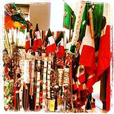 Preparing for Mexican Indepence Day -- 'El Grito'  Isla Mujeres, Mexico  --  Facebook.com/IslaMujeresFiesta