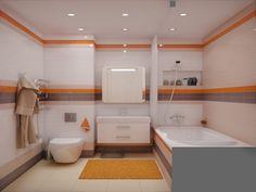 Совмещённый санузел с ванной 4 кв. м: дизайн, фото, интерьер | DomoKed.ru